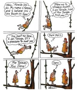 Tarzan language