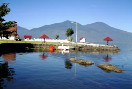 Kerinci lake a.k.a. Danau Kerinci