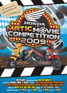 Poster Matic Movie Competition