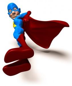 Superhero genre