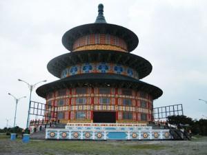 Tian Ti Pagoda