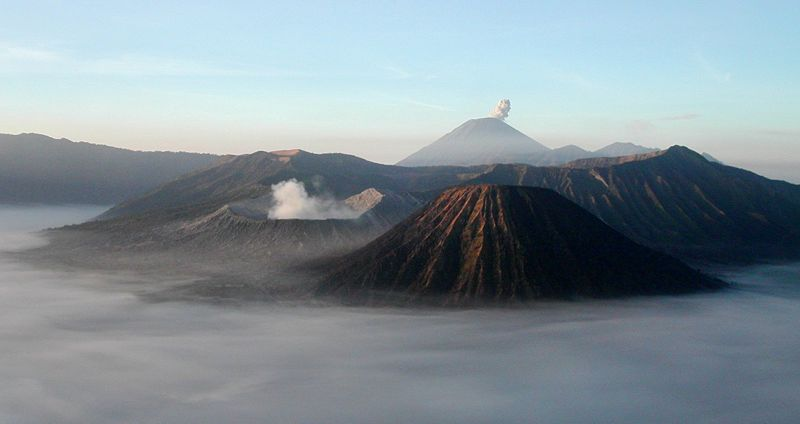 Whispering Sands of Bromo