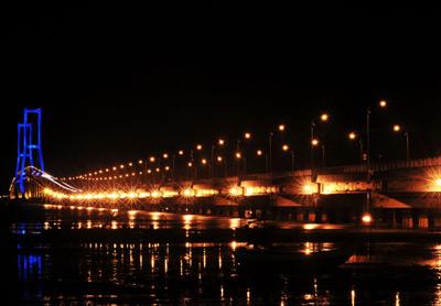 Suramadu bridge, one of Surabaya's icons