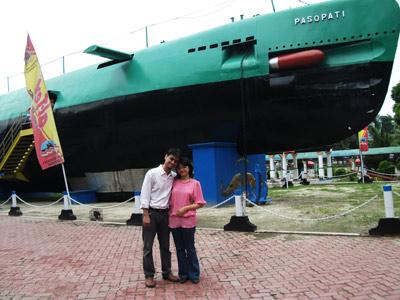 War Submarine Tour in Monkasel